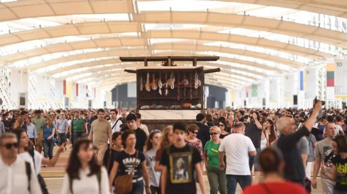 Demolizione EXPO