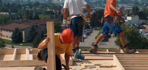 Infortuni nel settore costruzioni