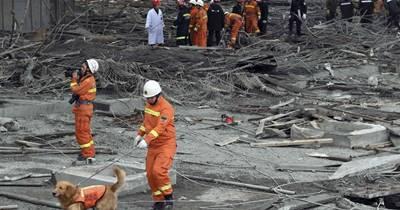 Cade piattaforma in una centrale elettrica in Cina, almeno 67 operai morti